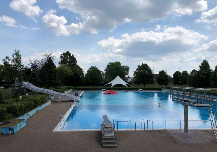 Schwimmbad Perleberg