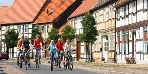 Radroute Historische Stadtkerne 3